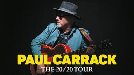 Paul Carrack - 2020 Tour at Leas Cliff Hall