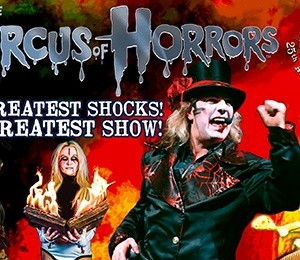 Circus of Horrors at Leas Cliff Hall