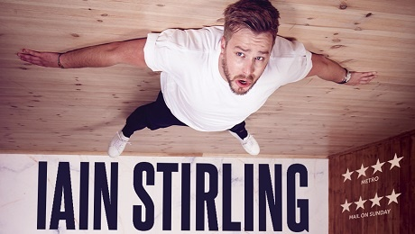 Iain Stirling: Failing Upwards at Theatre Royal Brighton