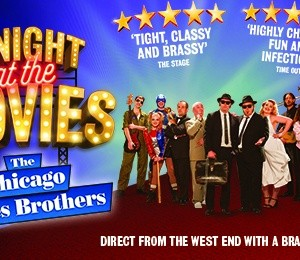 The Chicago Blues Brothers - A Night At The Movies at Bristol Hippodrome Theatre