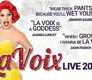 La Voix at Aylesbury Waterside Theatre