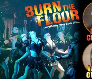 Kevin Clifton & Joanne Clifton - Burn The Floor at Richmond Theatre