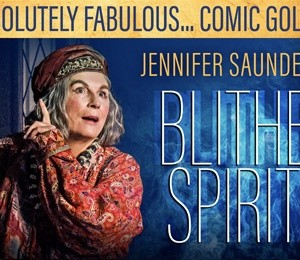Blithe Spirit at Duke of York's