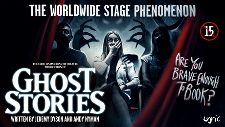Ghost Stories at Theatre Royal Glasgow