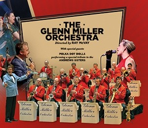 The Glenn Miller Orchestra at Aylesbury Waterside Theatre
