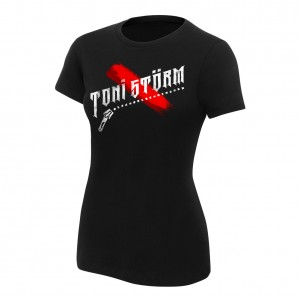 Toni Storm NXT Women's Authentic T-Shirt