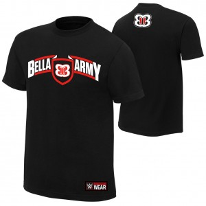"Bella Twins ""Bella Army"" Authentic T-Shirt"