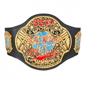 ECW World Heavyweight Championship Replica Title