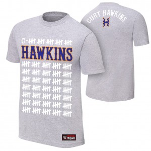 "Curt Hawkins ""Losing Streak"" Authentic T-Shirt"