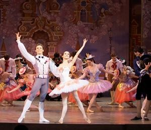 Russian State Ballet of Siberia's Coppelia at New Theatre Oxford