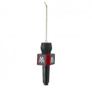 The Miz Microphone Ornament