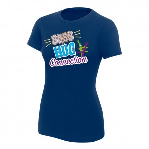 "Boss & Hug Connection ""Wacky Inflatables"" Women's Authentic T-Shirt"