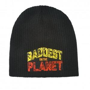 Ronda Rousey Knit Beanie Hat