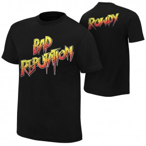"Ronda Rousey ""Bad Reputation"" Youth T-Shirt"