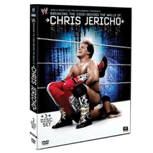 Breaking The Code: Behind The Walls of Chris Jericho DVD