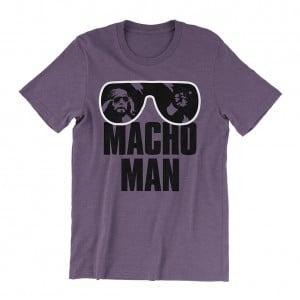 "Macho Man Randy Savage ""Sunglasses"" T-Shirt"