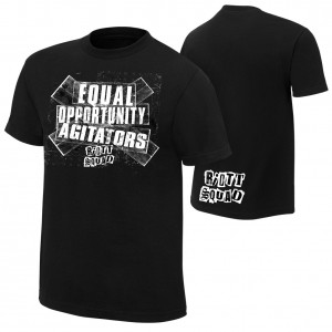 "Riott Squad ""Equal Opportunity Agitators"" Authentic T-Shirt"