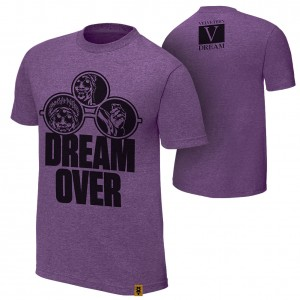 "Velveteen Dream ""Dream Over"" Youth Authentic T-Shirt"