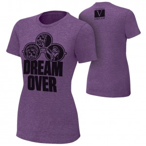"Velveteen Dream ""Dream Over"" Women's Authentic T-Shirt"
