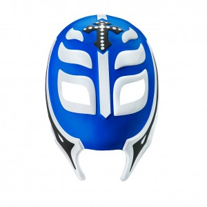 Rey Mysterio Blue/White Plastic Mask
