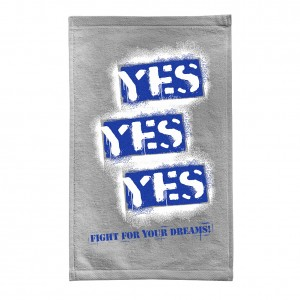 "Daniel Bryan ""Fight for Your Dreams"" Rally Towel"