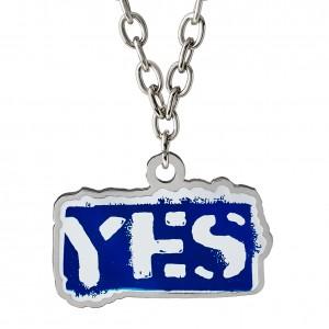"Daniel Bryan ""Yes! Yes! Yes!"" Pendant"