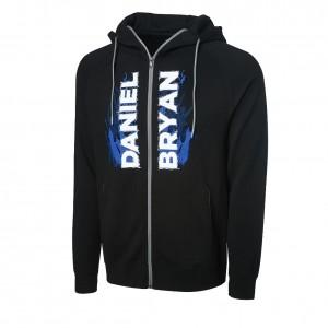 """Daniel Bryan """"Yes is Back"""" Full Zip Hoodie Sweatshirt"""
