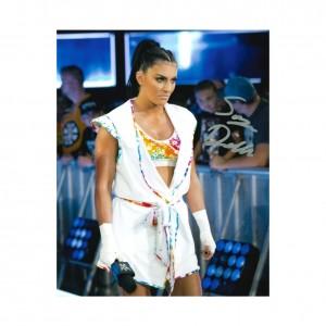 Sonya Deville 8 x 10 Autographed Photo