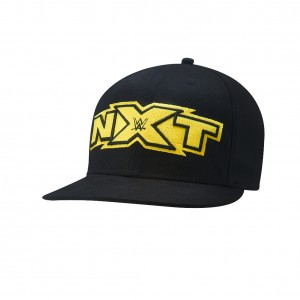 "NXT ""We Are NXT"" Yellow Snapback Hat"