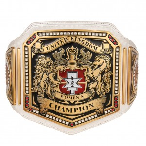 NXT Women's United Kingdom Championship Replica Title