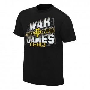 NXT Takeover: War Games 2018 Logo T-Shirt