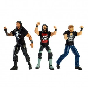 The Shield Reunion Epic Moment 3-Pack Figure Set