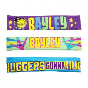 "Bayley ""Huggers Gonna Hug"" 3-Piece Headband Set"