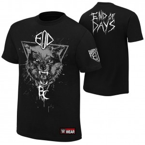 "Baron Corbin ""End of Days"" Youth Authentic T-Shirt"