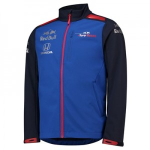 Scuderia Toro Rosso F1 2018 Team Softshell Jacket
