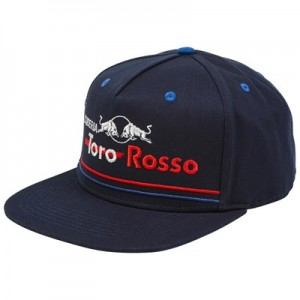 Scuderia Toro Rosso F1 2018 Team Flatbrim Cap
