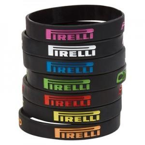 Pirelli Wristband Set (7 colours)