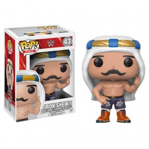 The Iron Sheik POP! Vinyl Figure (Chase Variant)