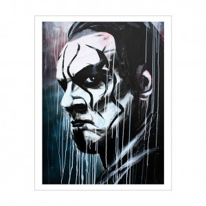Sting 11 x 14 Rob Schamberger Art Print