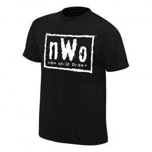 nWo Youth Retro T-Shirt
