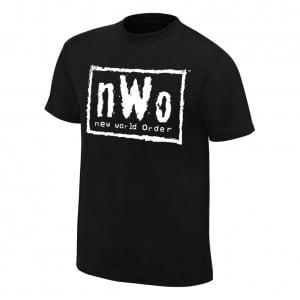 nWo Youth Retro T-Shirt