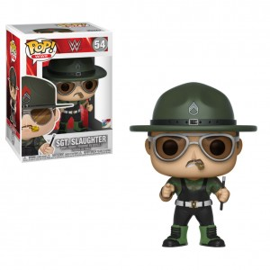 Sgt. Slaughter POP! Vinyl Figure