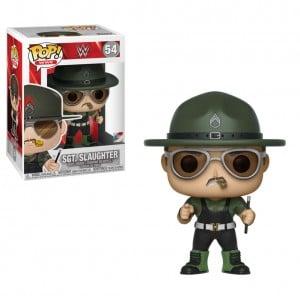 Sgt. Slaughter POP! Vinyl Figure
