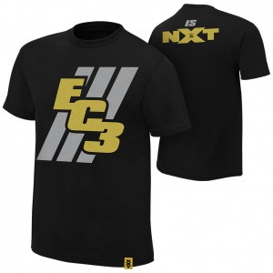 "EC3 ""EC3 is NXT"" Authentic T-Shirt"