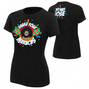 "No Way Jose ""Shake Your Maracas"" Women's Authentic T-Shirt"