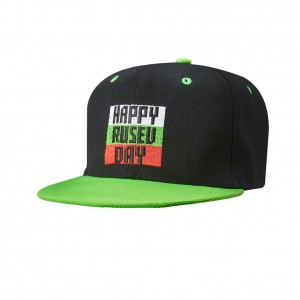 "Rusev ""Happy Rusev Day"" Snapback Hat"