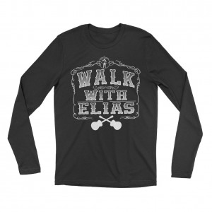 "Elias ""Walk with Elias"" Long Sleeve T-Shirt"