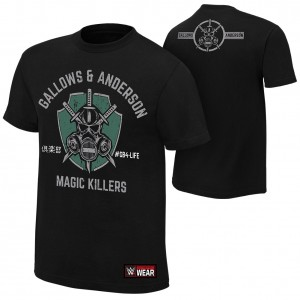 "Gallows & Anderson ""Magic Killers"" Youth Authentic T-Shirt"