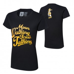 "Carmella ""Moon Walking Trash Talking"" Women's T-Shirt"