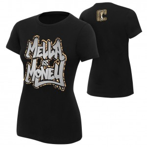 "Carmella ""Mella is Money"" Women's T-Shirt"